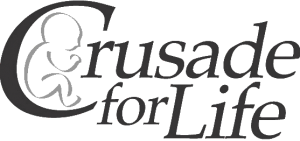 Crusade for Life logo